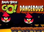 Angry Birds Go: Dangerous Trap