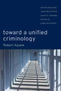 Cover of Unified Criminology book