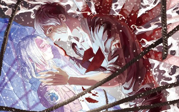 annie leonhart bertholt fubar anime attack on titan shingeki no kyojin hd wallpaper 1440x900