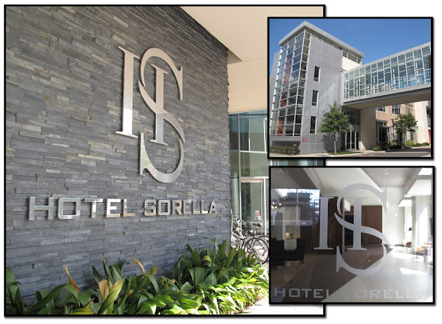 Hotel Sorella Houston wedding venue planners tour texas