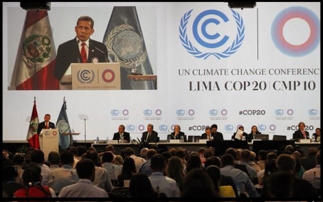 190 Negara Sepakat Bendung Percepatan Perubahan Iklim