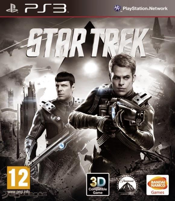 Star Trek 2013 PS3 Game ~ Duplex