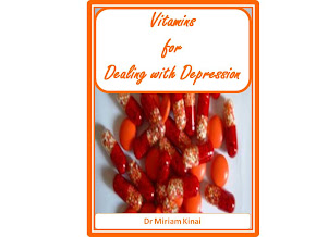 Vitamins for Dealing with Depression Book