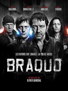 Braquo, Olivier, Marchal