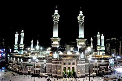 Masjidil Haram di Kota Mekkah