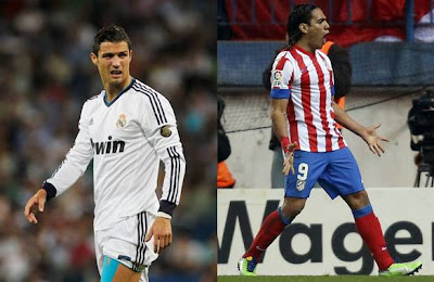 Atletico de Madrid vs Real Madrid vivo