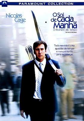 Filme Poster O Sol de Cada Manhã - O Homem do Tempo DVDRip XviD & RMVB Dublado