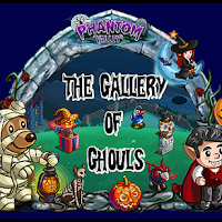 Farmville Phantom Valley The Gallery of Ghouls