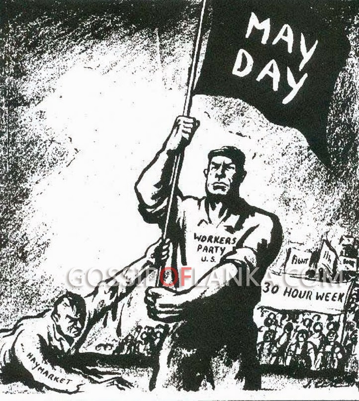 The History of May Day - International Workers' Day