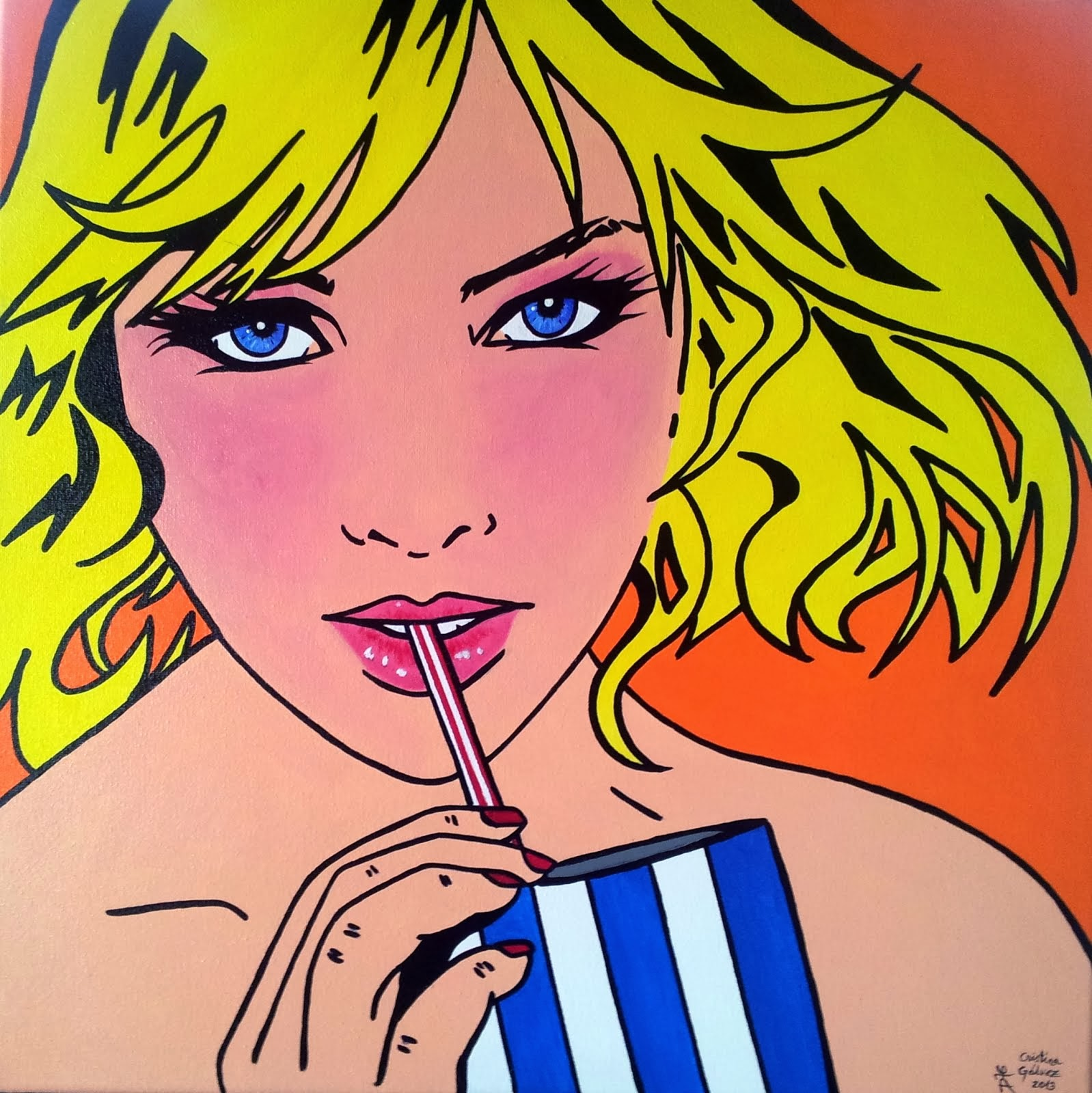 POP ART POR ENCARGO