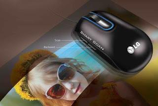 LG Smart Mouse Scanner,mouse scanner,mouse berfungsi sebagai scanner
