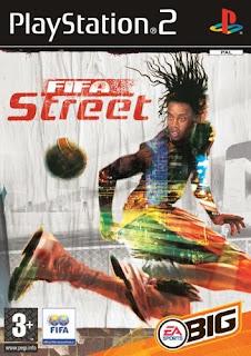 FIFA Street Ps2 Iso Ntsc Mega Juegos Para PlayStation 2