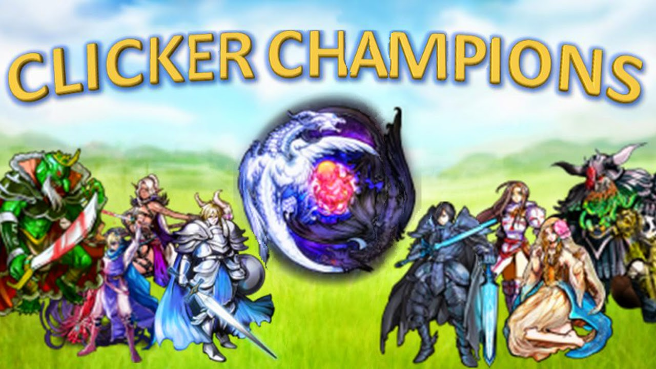 Clicker Champions Gameplay Android