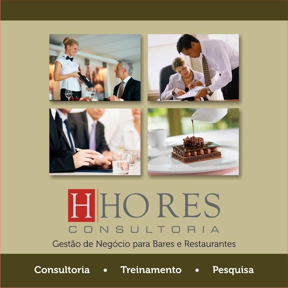 Consultoria e Treinamentos para Hotéis, Bares e Restaurantes