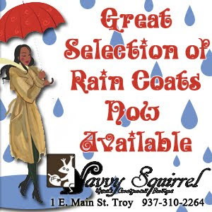 Savvy Rain Coats