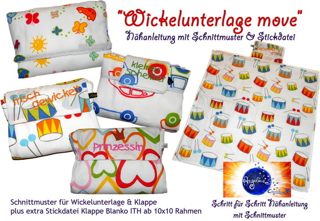 Wickelunterlage