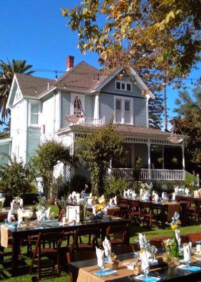 Tea Room In Granada Hills