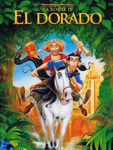 ดูการ์ตูน The Road to El Dorado ผจญภัยแดนมหัศจรรย์ เอล โดราโด้