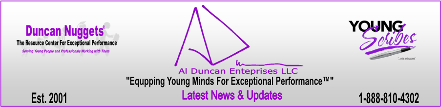 Al Duncan - Award-Winning Youth Advocate | Soft Skills | Character Education