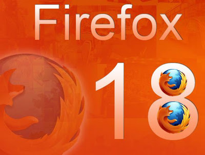 Mozilla Firefox 18.0 Latest Version Released