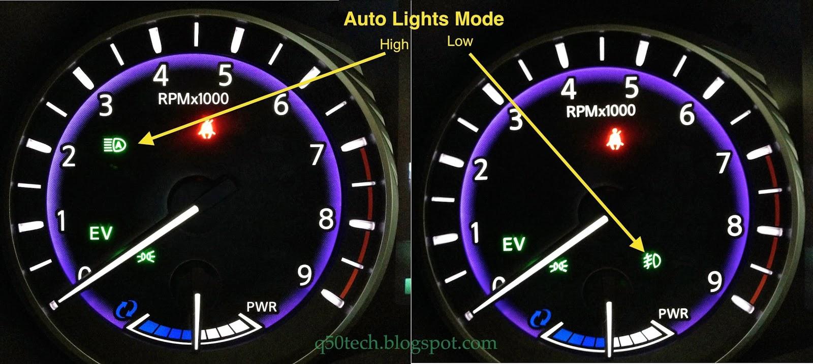 infiniti q50 interior at night. auto mode low u0026 high assist infiniti q50 interior at night