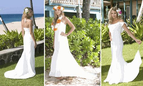 Vestidos moda havaiana