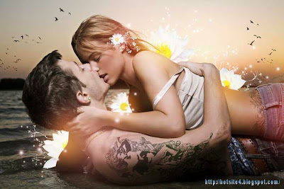 Facebook Upload Wallpapers Download Now - HD Kiss 2014 Wallpapers Yung Couple Kissing Hot