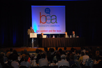 Adult Book & Author Breakfast during the BEA at the Jacob Javits Center