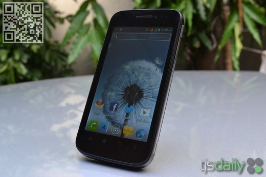 myphone a898 duo front