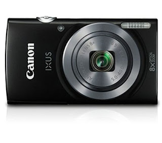 Buy Canon IXUS 160 Camera & 8gb card & Case Rs. 3999 : Buytoearn
