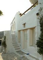 diseño de casa estilo griego
