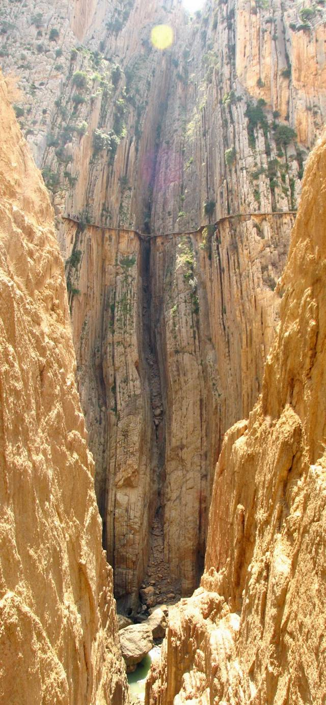 ElCaminoDelRey 009 - The Most Dangerous Path in the World