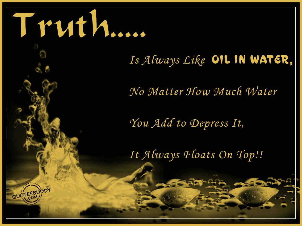Telling The Truth Quotes Quotesgram