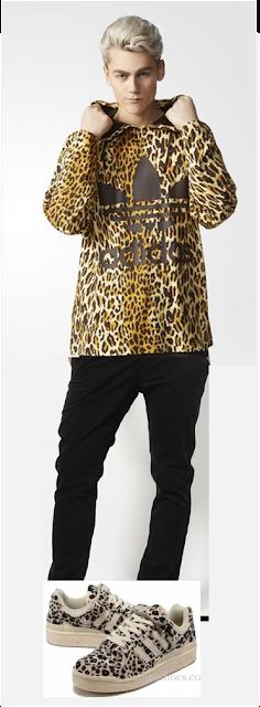Leopard i sportowa . . . Mhmm :)