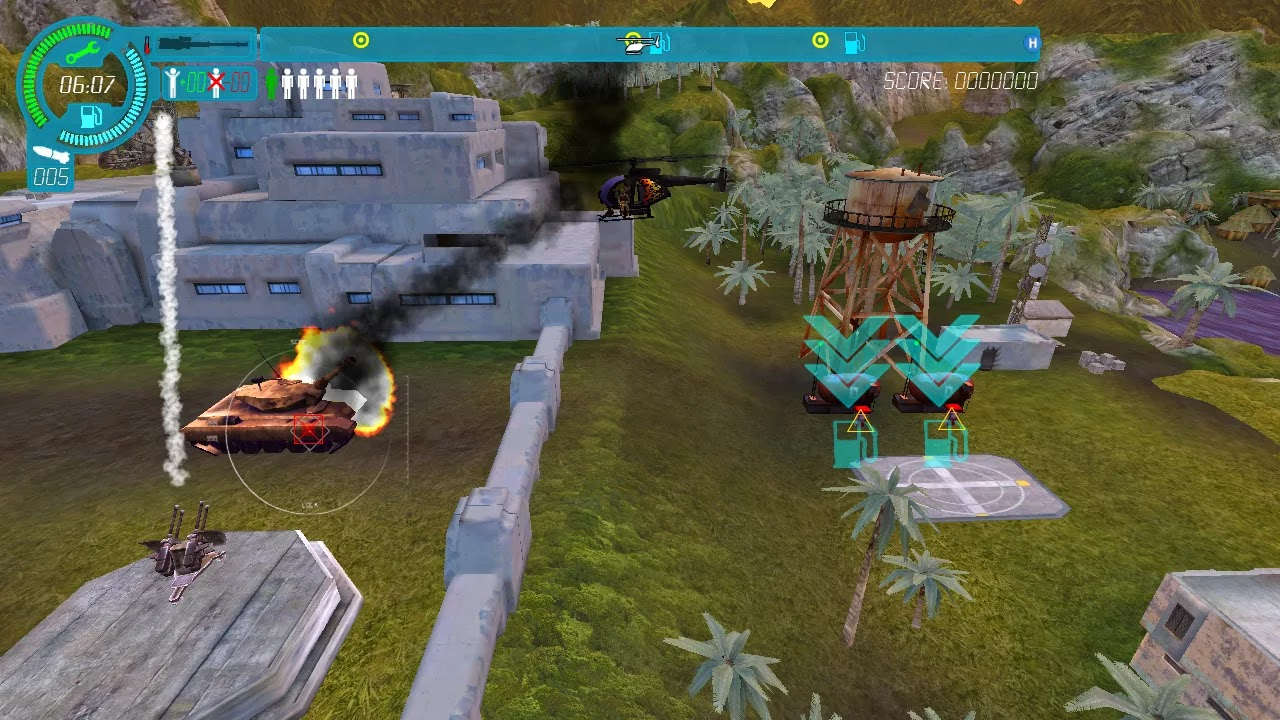Choplifter HD v1.4.5