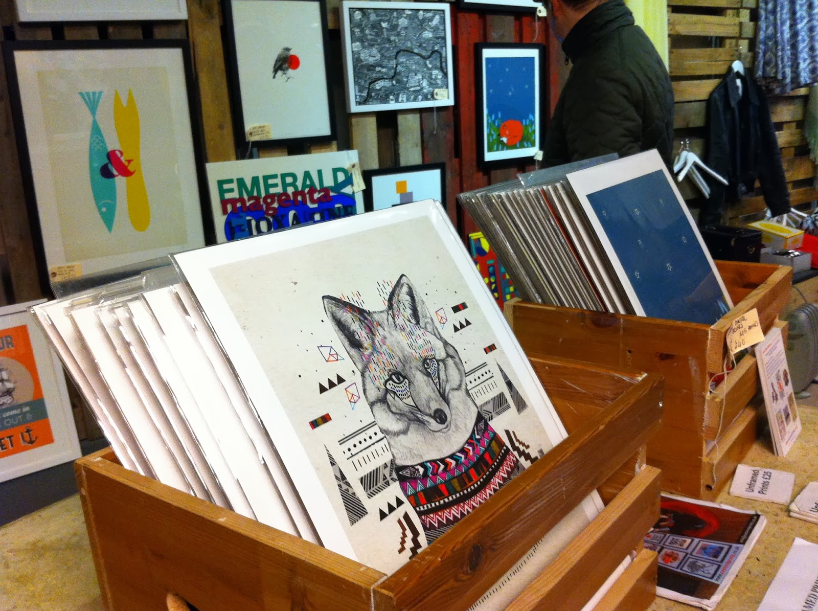 East End Prints at Camden Collective