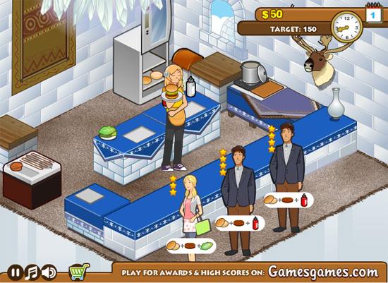 Burger Restaurant 4 V1 0 Free Download Box Of Games