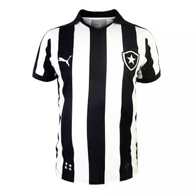 A nova camisa do Botafogo ficou mais linda que a Paola Oliveira