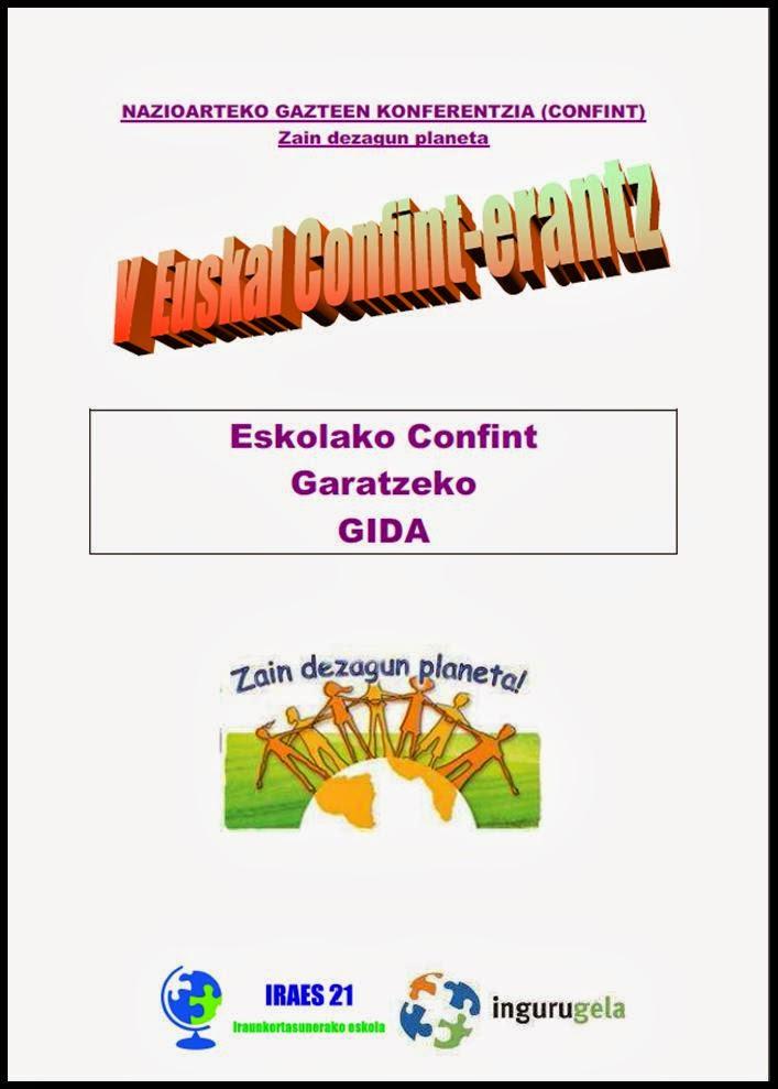 Eskolako Confint Gida