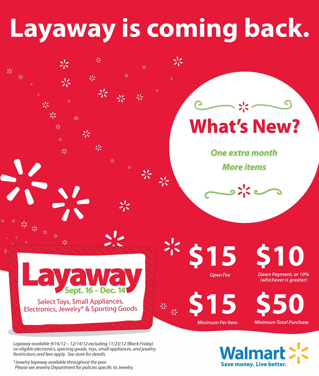 Barbara's Beat: Walmart unveils Top 20 Toy List; Layaway program begins Sunday for toys and more