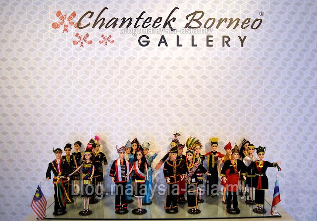 Chanteek Borneo Gallery KK
