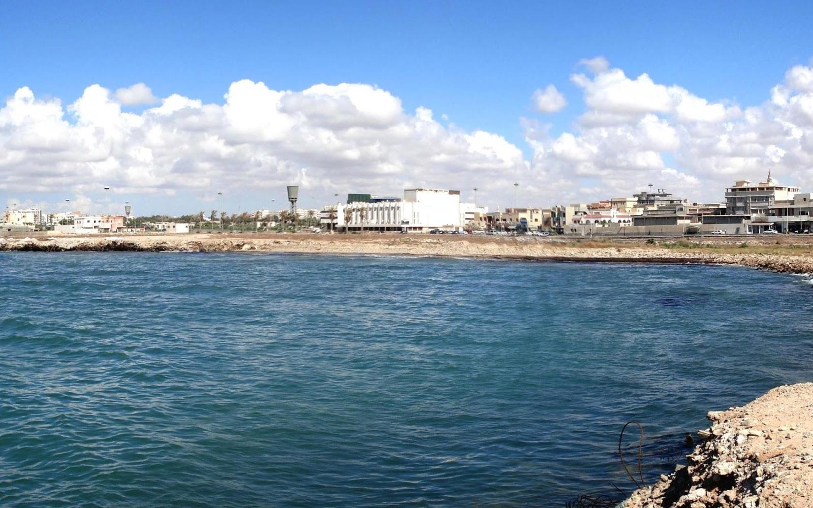 Beach Tripoli