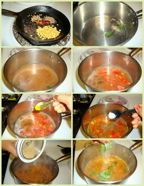 Tomato Rasam / Thakkali Rasam /Thakkali Rasam Recipe / Simple Tomato Rasam Recipe