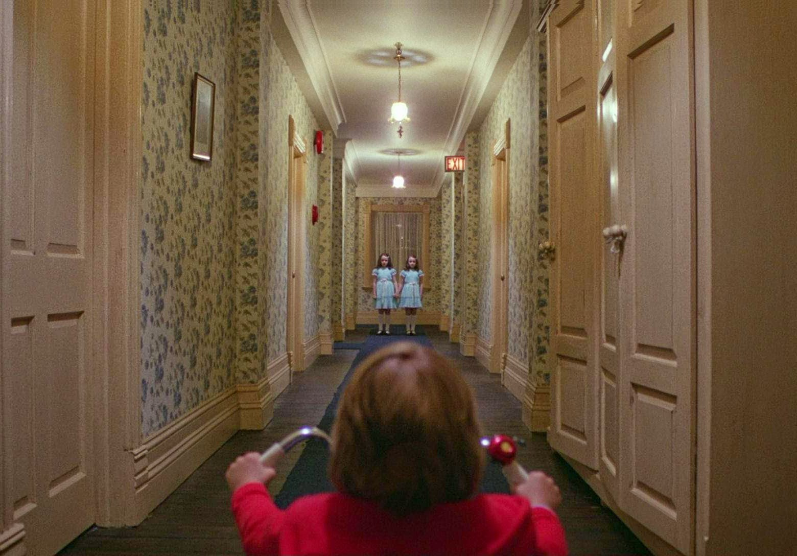 WATCH IKEA's Homage to The Shinning... This Halloween