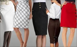 4 Cara Jitu Memilih Rok Agar Sesuai Dengan Bentuk Tubuh Wanita