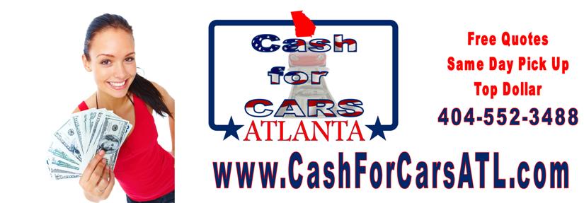 Cash For Cars Atlanta
