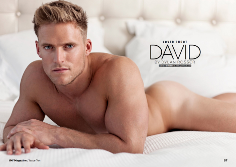 David by Dylan Rosser for tMf