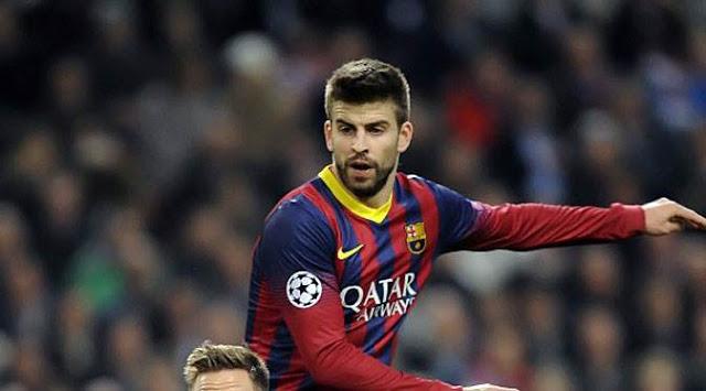 Barcelona Gagal Ajukan Banding untuk Pique