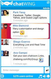 chatbox-demo  Acquire Better Online Presence and Build Strong Online Networks with Chatwing