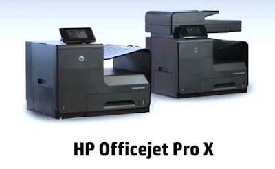 Impresoras HP OfficeJet Pro X